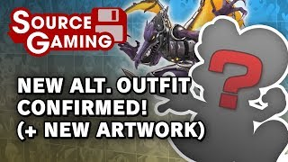 [Exclusive] New Alt. Outfit Confirmed!! (+New Artwork)