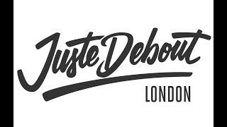 Juste Debout UK 2019 |  LES TWINS Vs SHIN & ICE | Półfinał Hip Hop