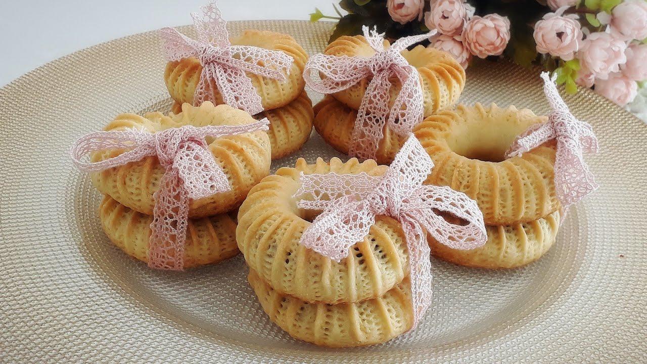 حلويات العيد / كعك النقاش الجزائري التقليدي الرائع