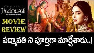 Padmavati Movie Review   Ranveer Singh   Deepika Padukone   Shahid Kapoor   Padmavati Review