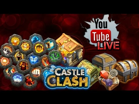 Castle Clash BG Warehouse Management!
