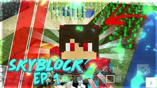 Skyblock! Nueva Mini Serie Para El Canal Minecraft Pe 1.1.2