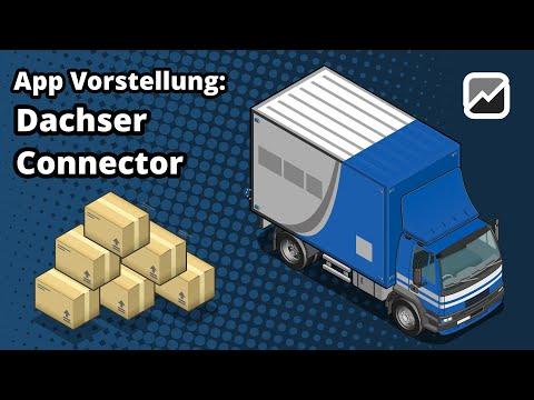 tricoma - Dachser Export - Schnittstellen-Anbindung an das Warenwirtschaftsystem und ERP System
