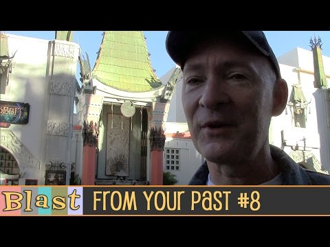 Blast From Your Past #8: Grauman's Chinese Theatre in Hollywood