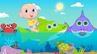 Yes Yes Baby Shark + more Best Songs of 2018 | Compilation Nursery Rhymes Songs for Children