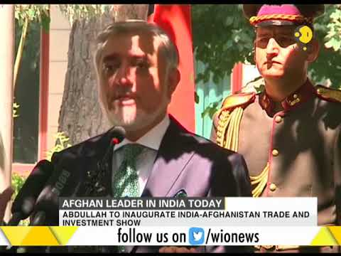 Afghan leader Abdullah Abdullah to arrive in India today