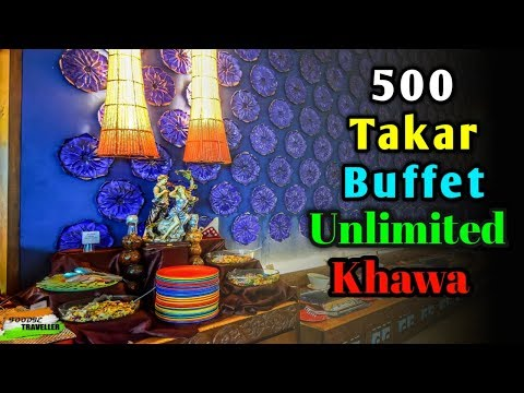 MIO AMORE - Cheapest Buffet Restaurant || Mani Square Kolkata