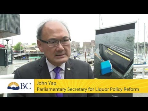 Campaign reminds British Columbians that alcohol and boating don't mix