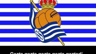Errealaren Ereserkia - Himno de la Real Sociedad