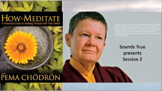 Pema Chödrön - How To Meditate (Audio)