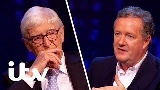 Michael Parkinson Discusses the Failure of TV-am  | Piers Morgan's Life Stories