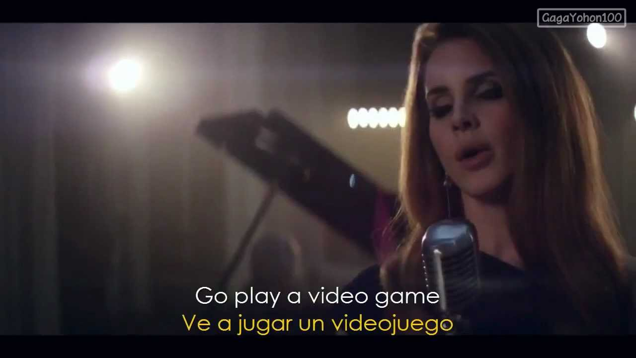 Lana Del Rey ~ Video Games Live at Corinthia London (Lyrics Sub. Spanish/Español) Official Video ✔