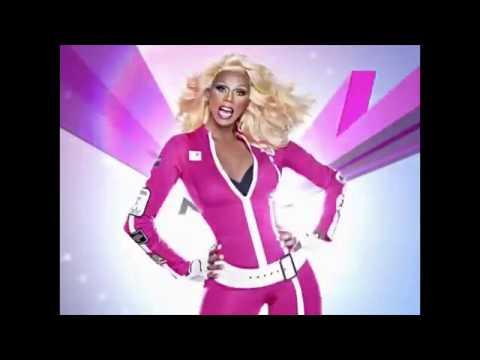 RuPaul's Drag Race - Theme Song - UK Concept