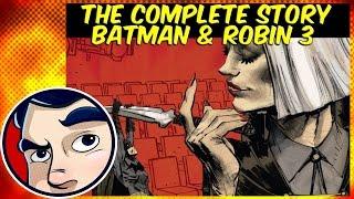 "Batman & Robin Eternal #3 ""Azrael & Order of St Dumas"" - InComplete Story"