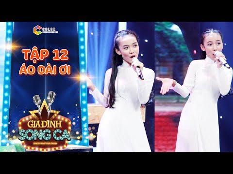 Gia đình song ca | tập 12: Hai chị em song sinh hát hit Mây Trắng khiến Thu Thủy hồi hồi xúc động