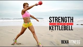 Kettlebell Routine for Total Body Strenght thumbnail