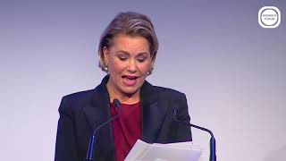 #WFGM18 - Fireside Chat with HRH the Grand Duchess of Luxembourg