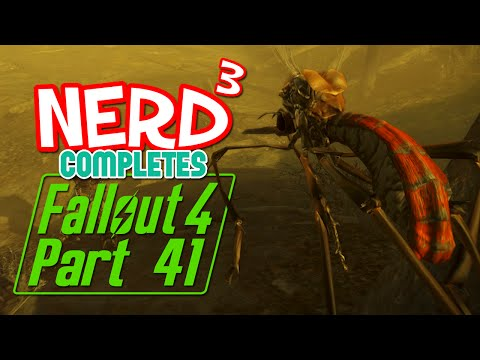 Nerd³ Completes... Fallout 4 - 41 - The Deep Yellow Sea