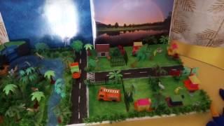 Rainy Season  school project ideas for kids