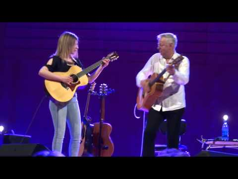 Tommy Emmanuel and Gabriella Quevedo