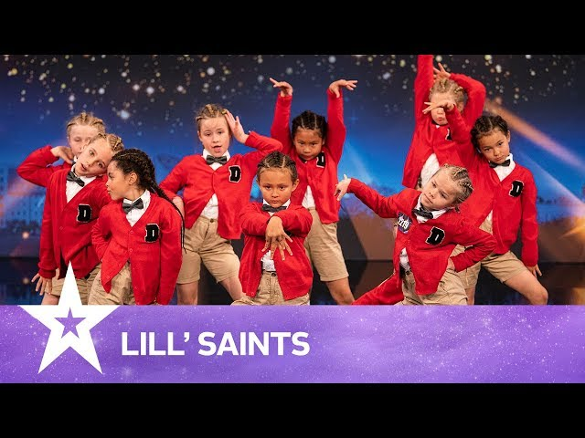 Lill' Saints | Danmark har talent 2019 | Audition 2