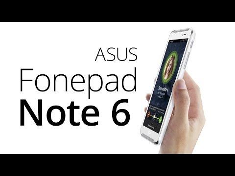 ASUS Fonepad Note 6 (recenze)