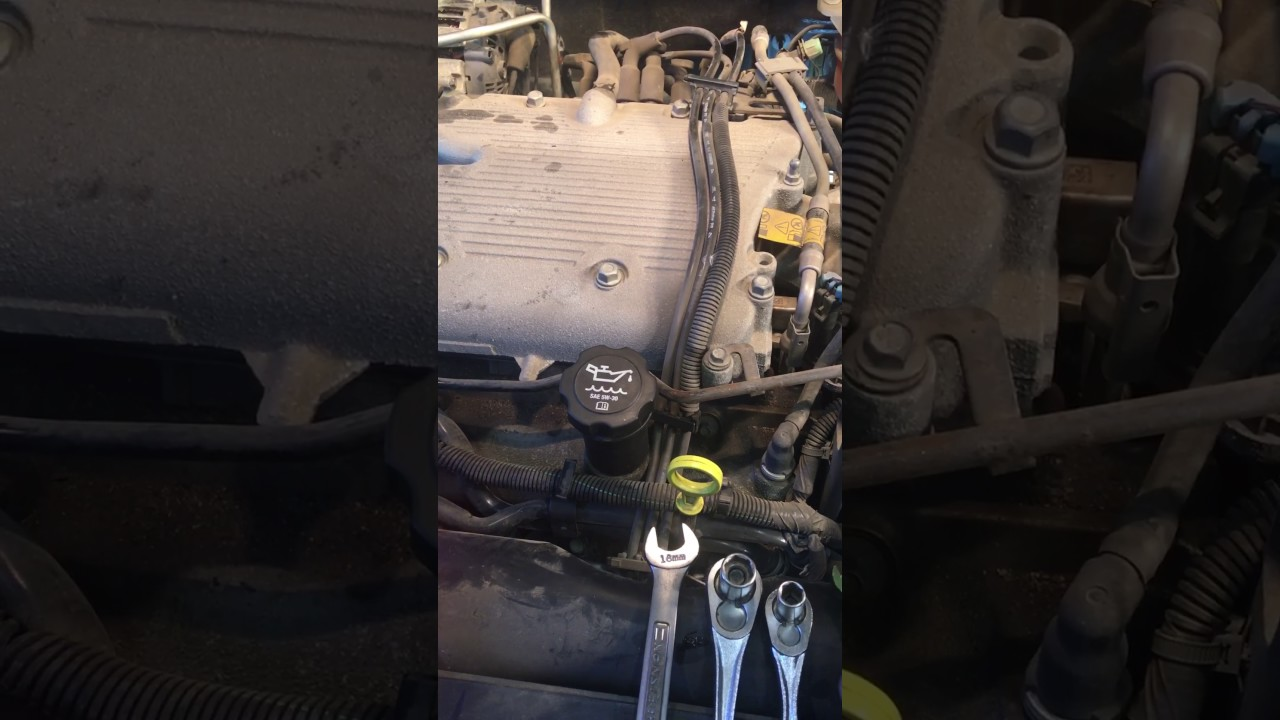Pontiac G6 Power Steering Pressure Hose Replacement - YouTube