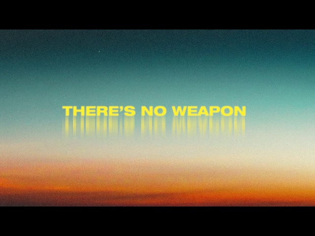Pat Barrett - No Weapon (Lyric Video)