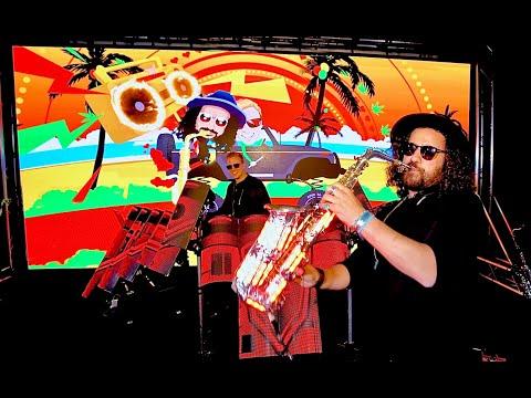 Sax In Jamaica - AFISHAL & TheSaxMan ft. WISEBOY