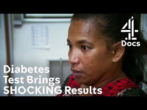 Doctor SHOCKED by Diabetes Test Results of a Woman from Marshall Islands
