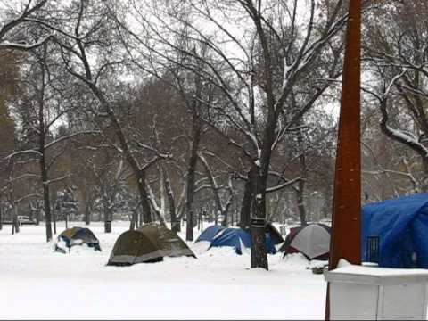 Regina Snowstorm - November 6, 2011 [FULL VERSION]