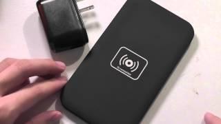 First Look: TechMatte Qi Wireless Charging Mat