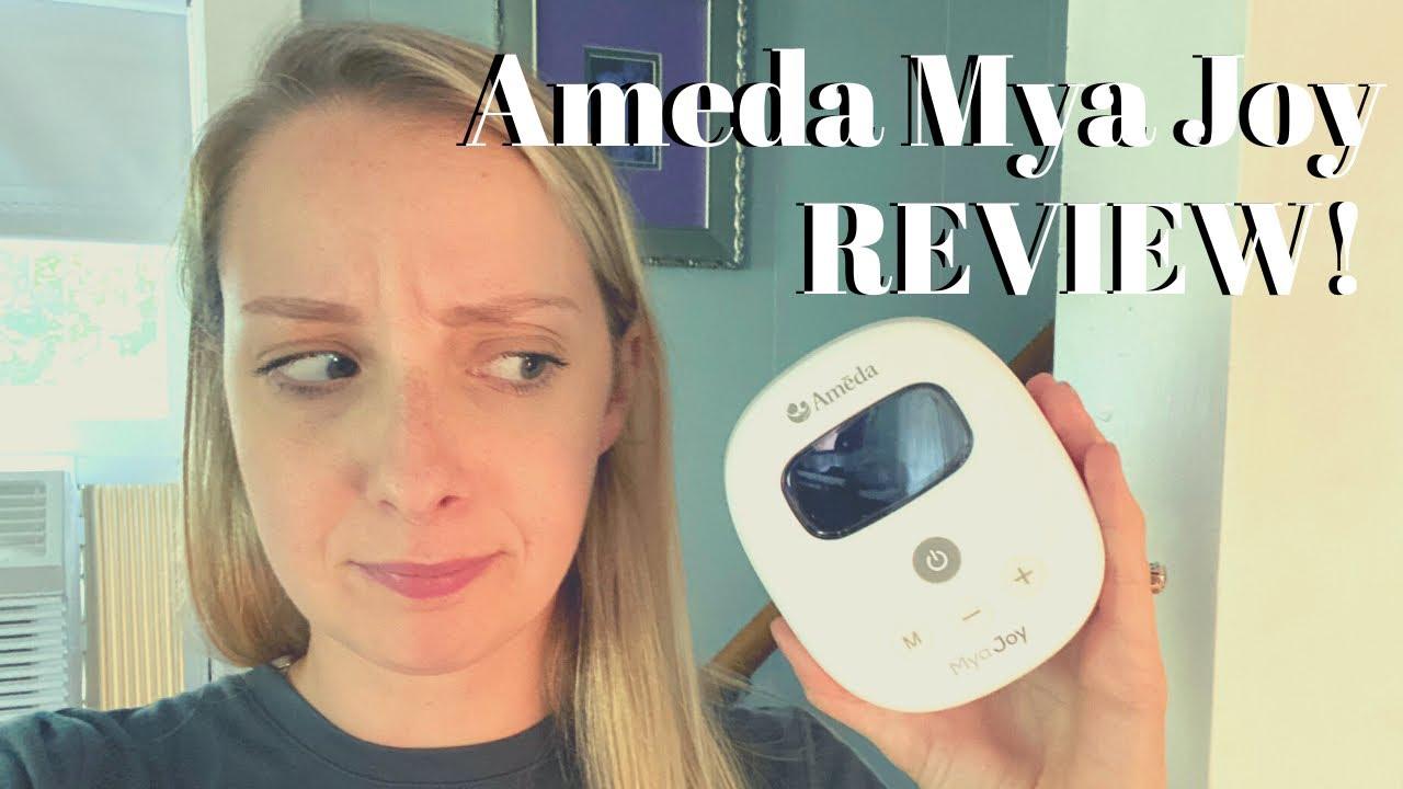 Ameda Mya Joy Review Amedamyajoy