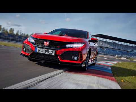 2018 Honda Civic Type R missed out on auto gearbox due to weight concerns - Automobile 5s