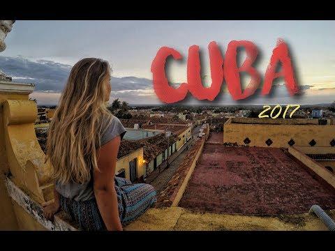 CUBA TRIP 2017 🌴 | GoPro HERO 5 HD | Havana - Vinales - Cienfuegos - Trinidad - Havana