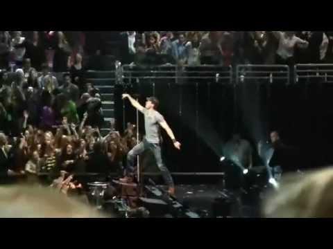 Enrique Iglesias - I Like It Live in New York City (10.12.2010) EI Azerbaijan