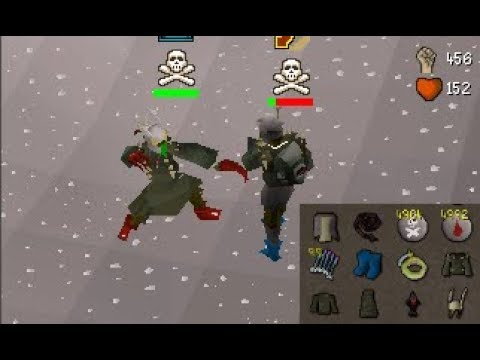 I PKed Absolute BANK in Deep Wildy - I PKed Absolute BANK in Deep Wildy
