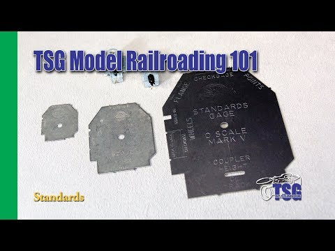 Model Railroading 101 All About Standards For Beginners MR101