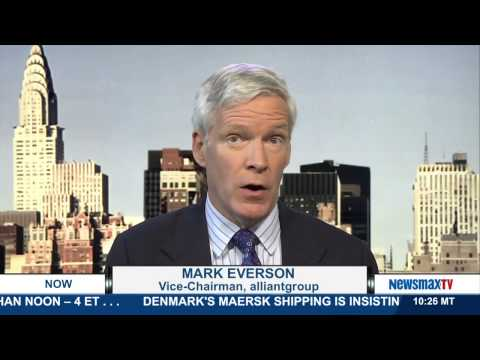 Newsmax Now | Mark Everson discusses his presidential run.