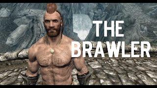 Skyrim builds - The Brawler