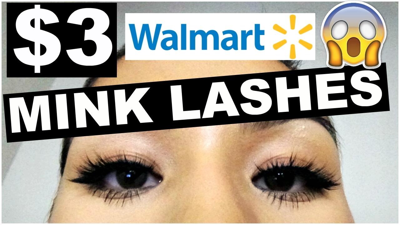 f7d8d211cb9 Kiss Lash Couture Faux Mink Lashes Review - YouTube