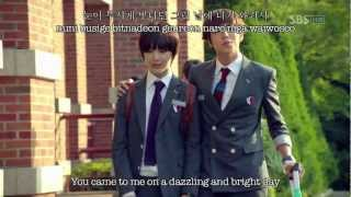 Repeat youtube video Onew (SHINee) - In Your Eyes MV (Hangul & Romanization & Eng Sub) [To The Beautiful You OST]