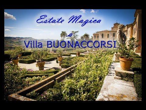 Estate Magica a Villa Buonaccorsi