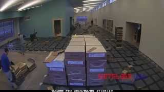 Detailed Installation Video - Cable Management Access Floor - Netfloor USA