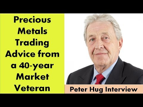 Peter Hug | Precious Metals Trading Advice from a 40-year Ve