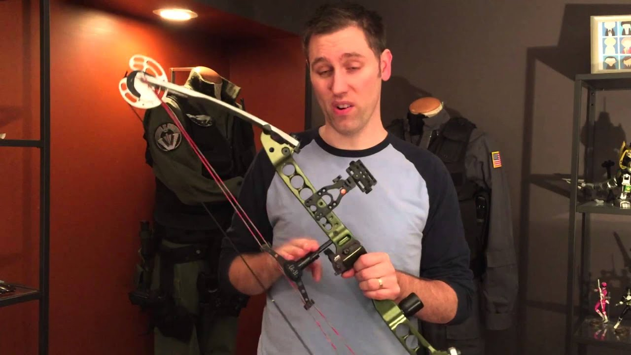 how to make a fake bow and arrow prop