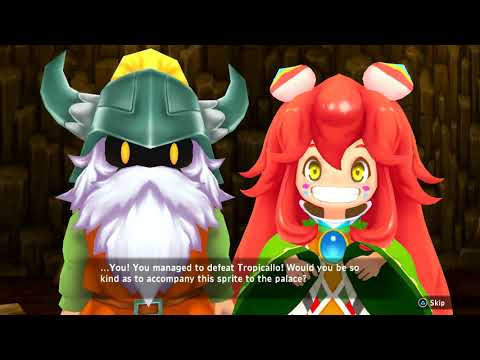 Secret of Mana [3]: Let There Be Sprite