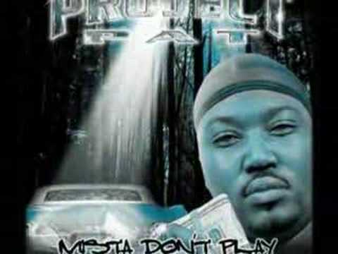 Project Pat Dont Save Her screwed n chopped