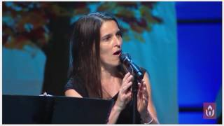 "Melissa Monforti performing ""Home"" with the UUA GA Band  - 2017 UUA in New Orleans"