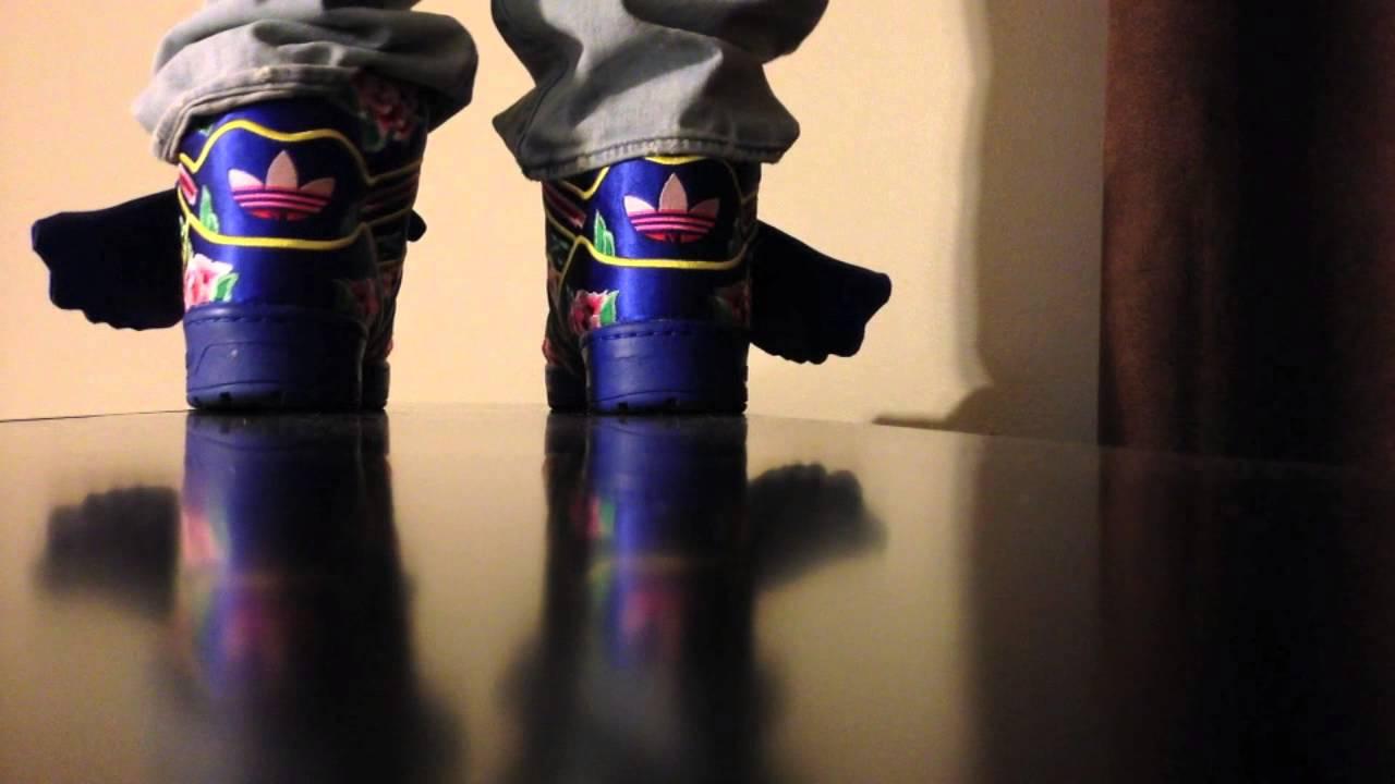 super popular ea794 9e5f5 Jeremy Scott x Eason Chan x Adidas
